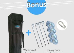 bonus(carrybag pegsguyropes)