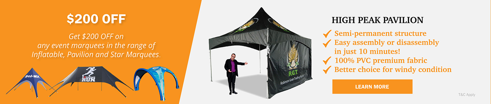 Inflatable Gazebos Shelters Amp Spider Domes For Sale